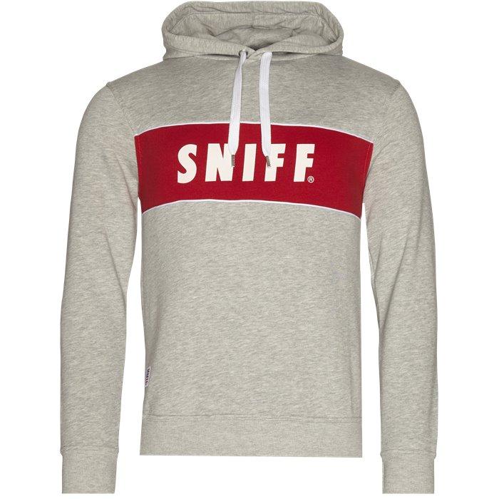 Fayette Sweatshirt - Sweatshirts - Regular - Grå